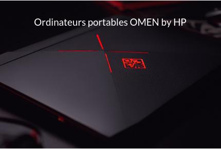 Omen by hp pc portables et de bureau pour le gaming hcs informatique